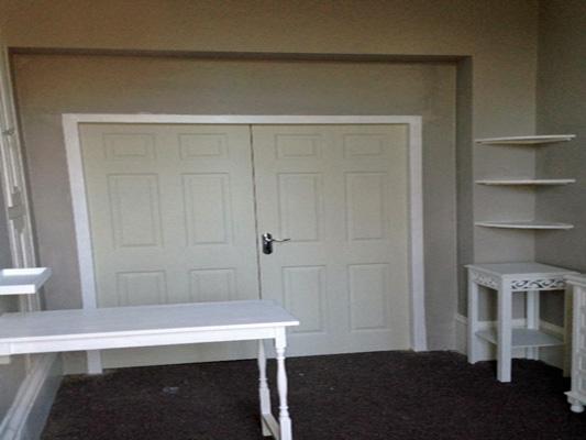 image of dividing doors